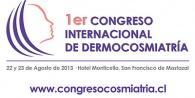 ¿Quiénes organizan el 1er Congreso Internacional de Dermocosmiatría?