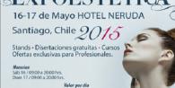 Programa Talleres y Worshops 16 y 17 de Mayo en Expoestética Santiago 2015