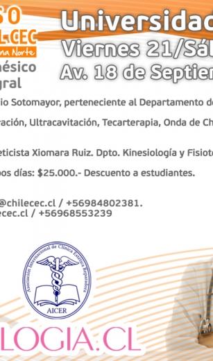 2° Congreso Internacional CEC Abordaje Fisio/kinésico y Estética Integral